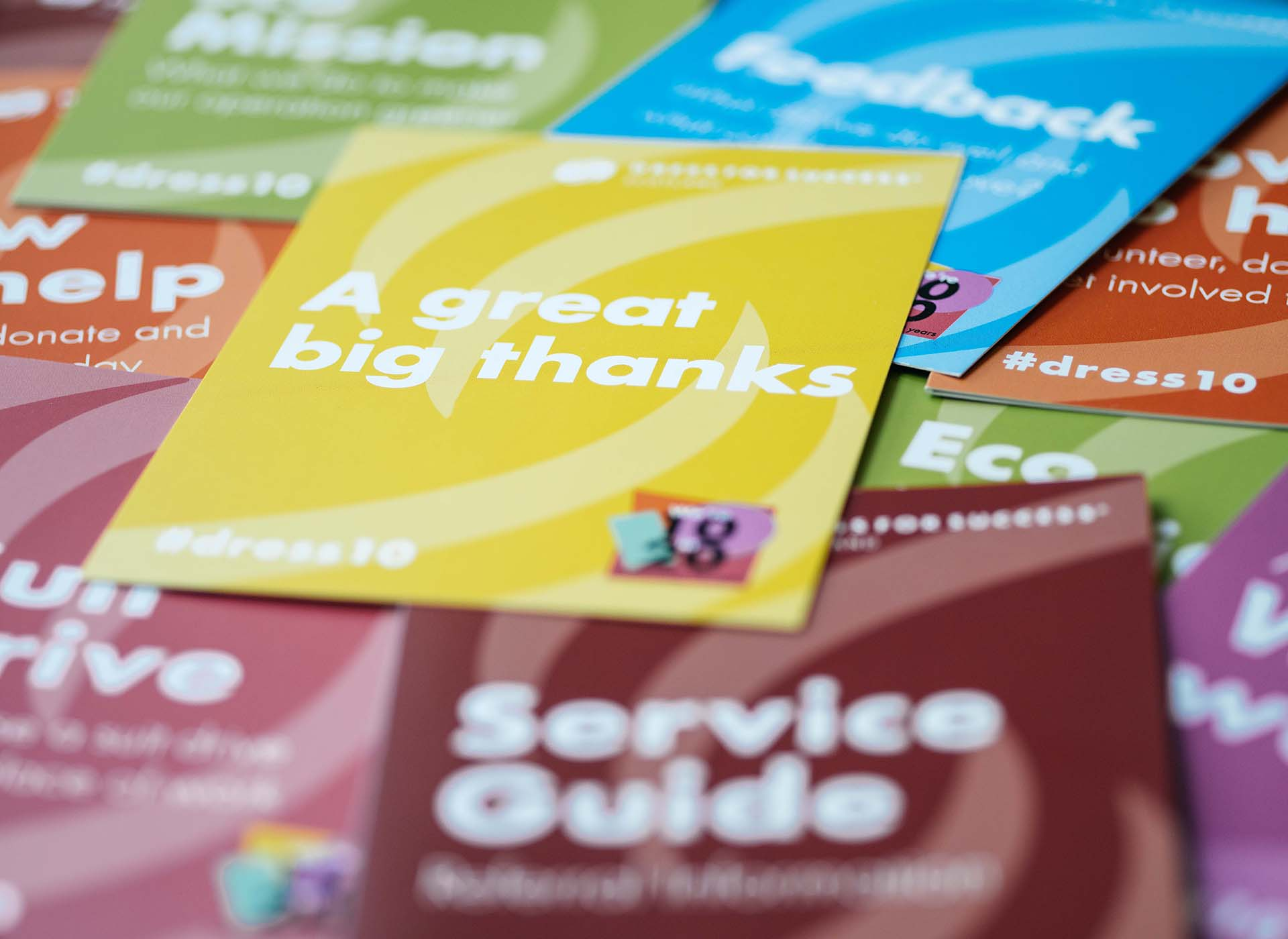 Service guide series