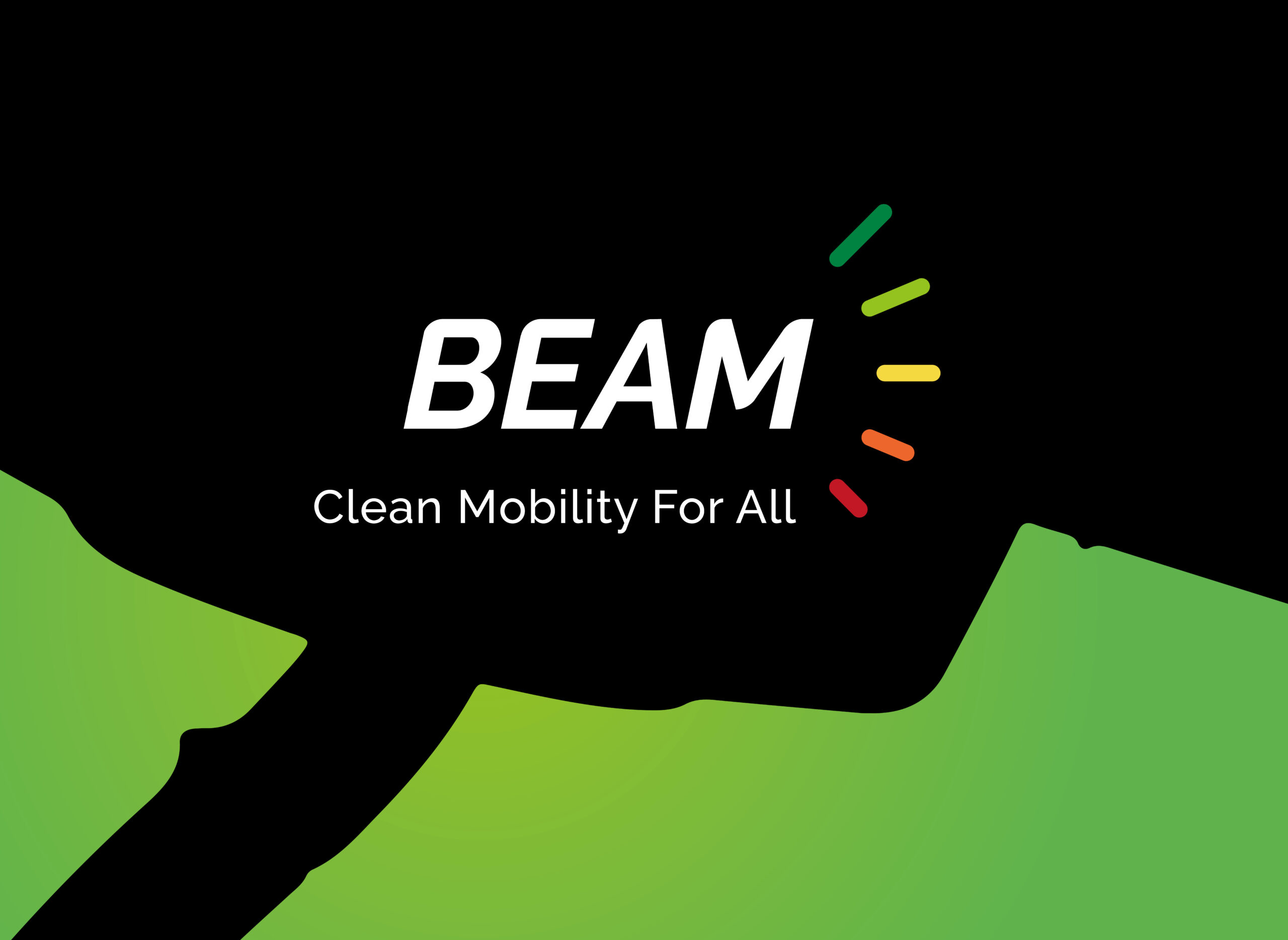 BEAM logo and brand style
